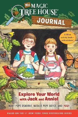 My Magic Tree House Journal by Mary Pope Osborne