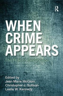 When Crime Appears by Jean Marie McGloin