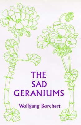 The Sad Geraniums book