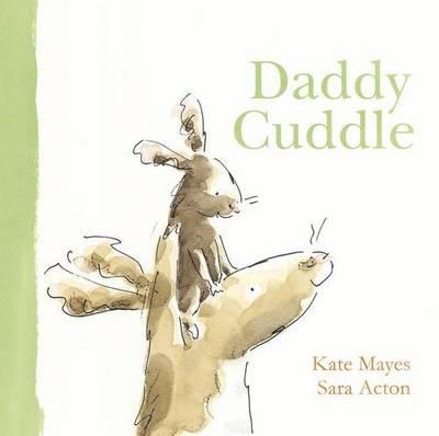 Daddy Cuddle book