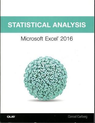 Statistical Analysis book