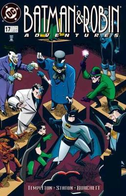 Batman & Robin Adventures Vol. 2 by Ty Templeton