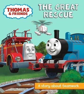 Thomas & Friends: The Great Rescue by Egmont Publishing UK