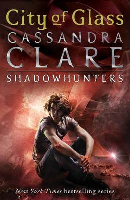Mortal Instruments Bk 3: City Of Glass by Clare Cassandra