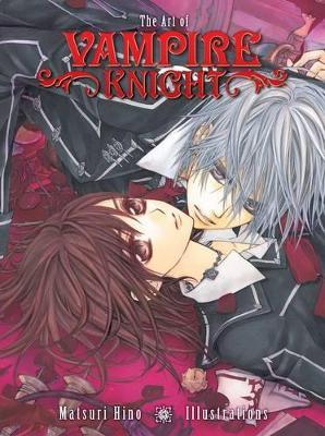 Art of Vampire Knight by Matsuri Hino