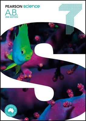 Pearson Science  7 Activity Book by Greg Rickard