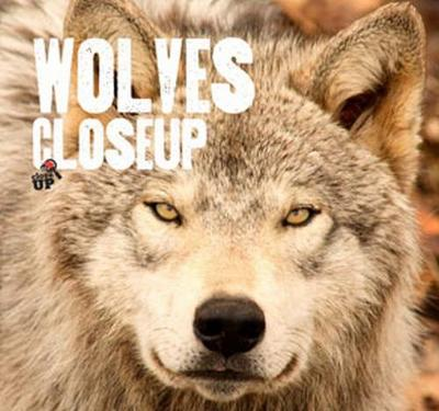 Wolves CloseUp by Wild Dog Books