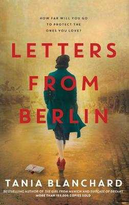 Letters from Berlin book
