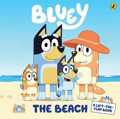 Bluey: The Beach book