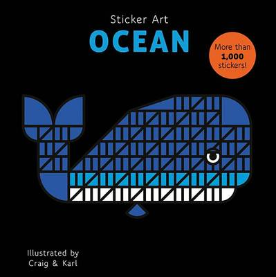 Sticker Art Ocean by Craig & Karl