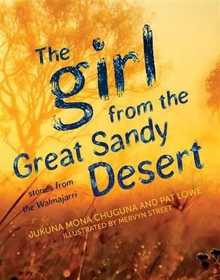 Girl from the Great Sandy Desert by Jukuna Mona Chuguna