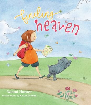 Finding Heaven by Naomi Hunter