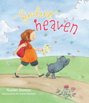 Finding Heaven by Naomi Hunter