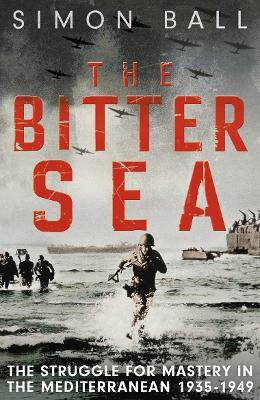 Bitter Sea by Simon Ball