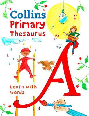 Collins Primary Thesaurus book