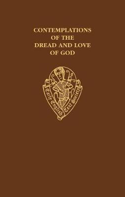 Contemplations of the Dread and Love of God by Margaret Connolly