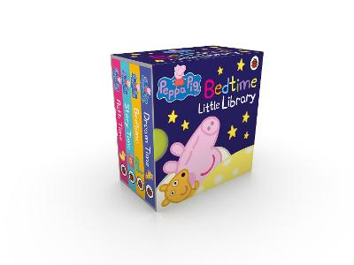 Peppa Pig: Bedtime Little Library by