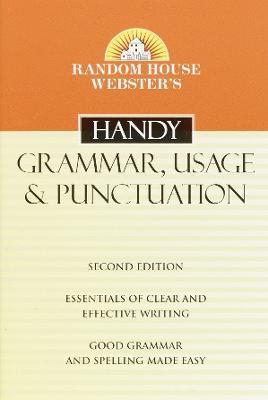 Rhw Handy Grammar by Random House
