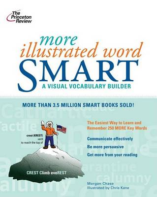 Pr: More Illustrated Word Smart by Princeton Review