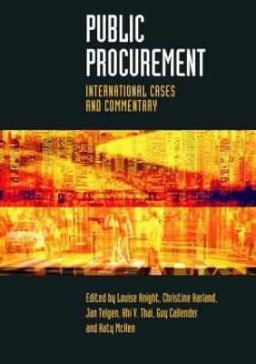 Public Procurement book