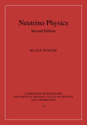 Neutrino Physics book