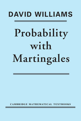 Probability with Martingales book
