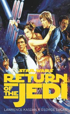 Return of the Jedi book