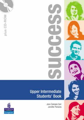 Success Success Upper Intermediate Students' Book Upper Intermediate Students' Book by Jenny Parsons