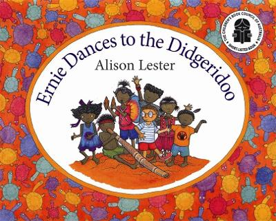 Ernie Dances to the Didgeridoo book