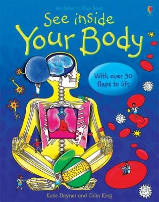 See Inside Your Body by Katie Daynes