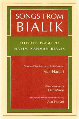 Songs from Bialik book