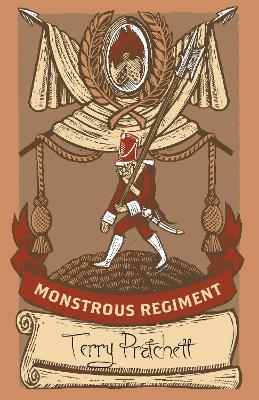 Monstrous Regiment book