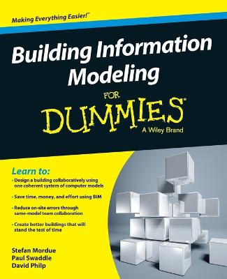 Building Information Modeling For Dummies by Stefan Mordue