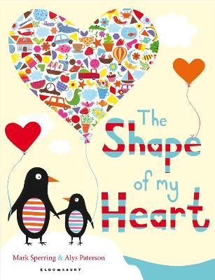 Shape of My Heart by Mark Sperring