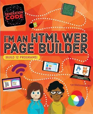 Generation Code: I'm an HTML Web Page Builder by Max Wainewright