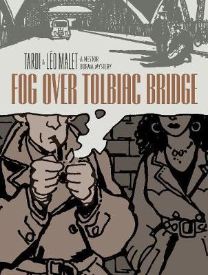 Fog Over Tolbiac Bridge by Jacques Tardi
