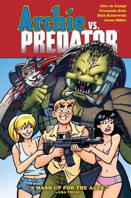 Archie Vs Predator book