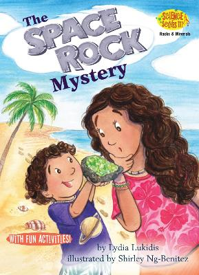 The Space Rock Mystery by Lydia Lukidis