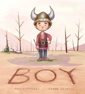 Boy by Phil Cummings