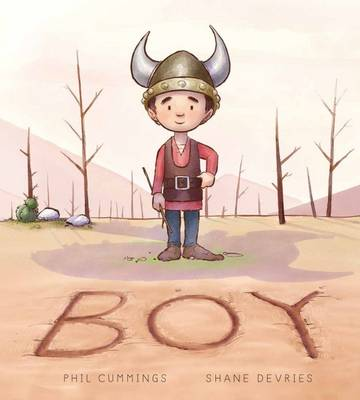 Boy by Phil Cummings