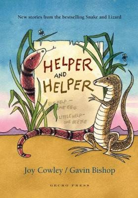 Helper and Helper book