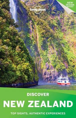 Discover New Zealand by Lonely Planet
