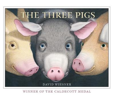 Three Pigs by David Wiesner