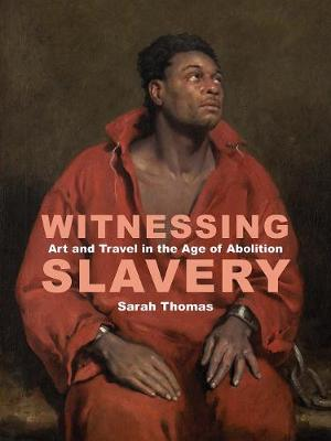 Witnessing Slavery - Art and Travel in the Age of Abolition book