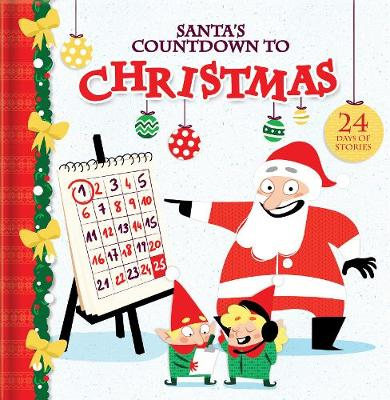 Santa's Countdown to Christmas by Kim Thompson