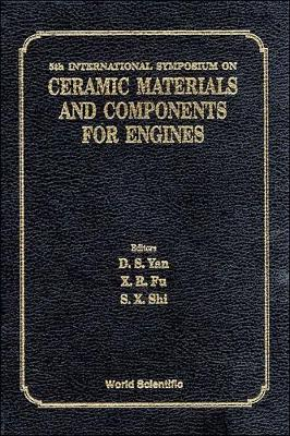 Ceramic Materials and Components for Engines by D.S. Yan