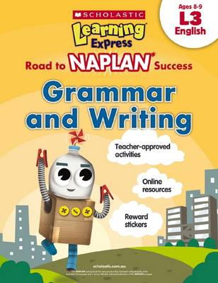 Learning Express NAPLAN: Grammar and Writing L3 book