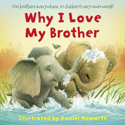 Why I Love My Brother by Daniel Howarth