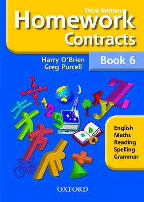 Homework Contracts Book 6 book