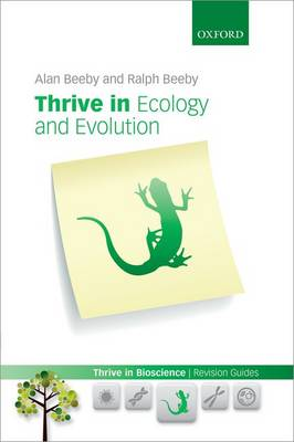 Thrive in Ecology and Evolution by Alan N. Beeby